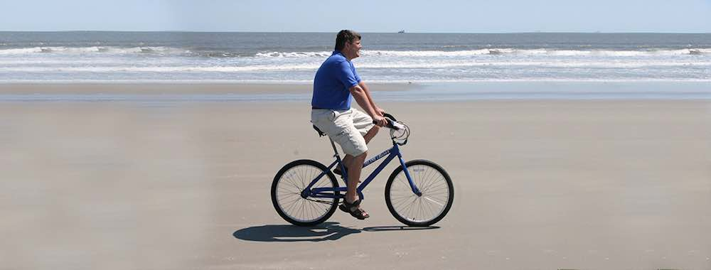 Bikes Kiawah Beach and Biking on Kiawah