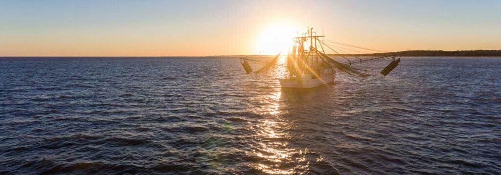 Kiawah Shrimp Boat