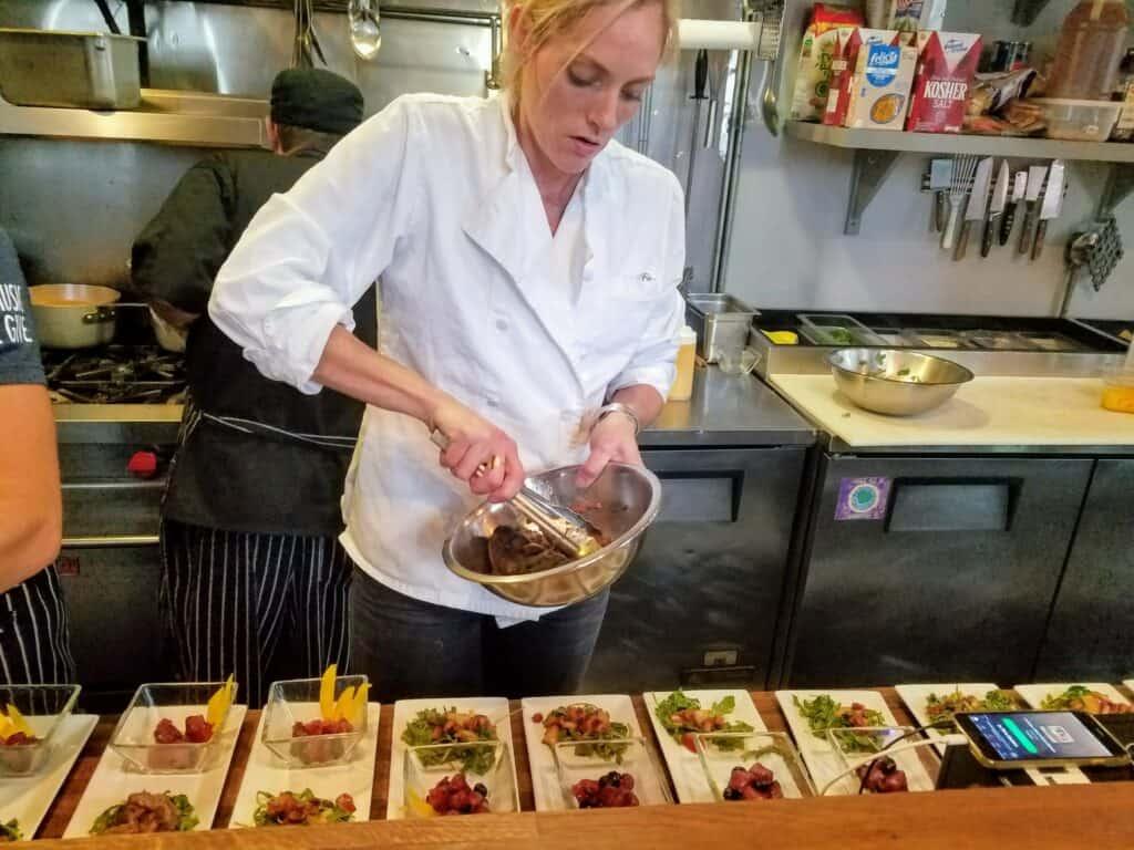 Charleston Restaurant R Kitchen