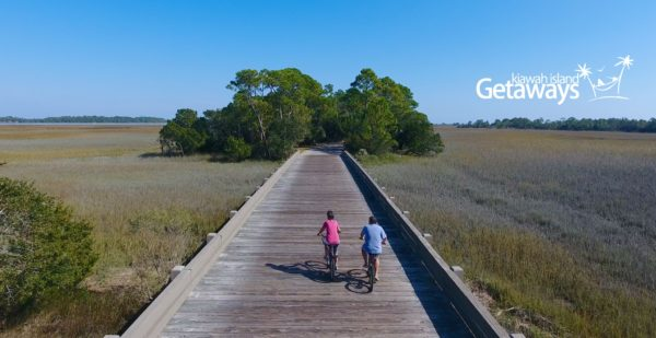 visiting kiawah island bike trails