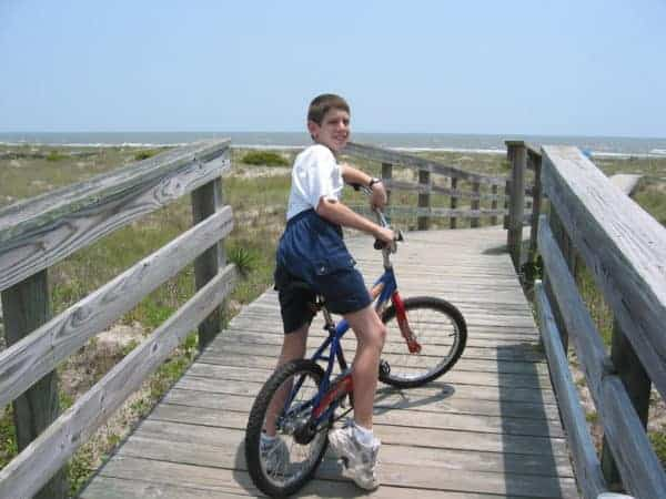wetlands bike tours kiawah island events