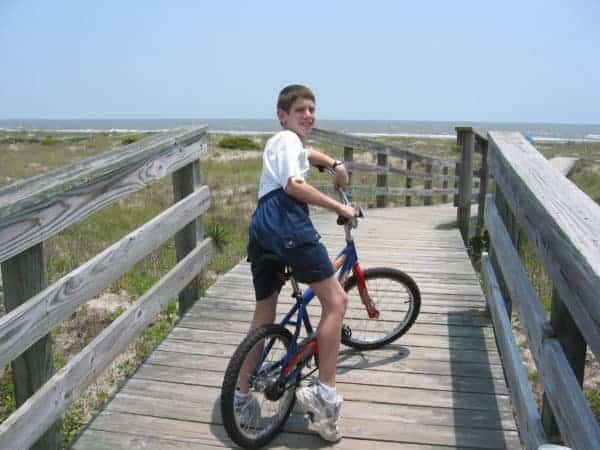 wetlands bike tours kiawah island events