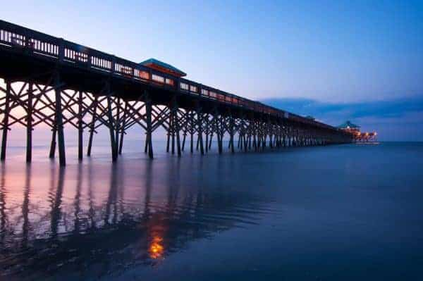 Folly Island South Carolina islands