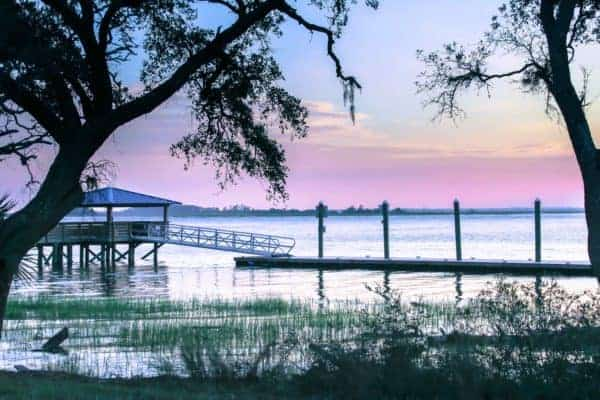 Daufuskie Island in South Carolina