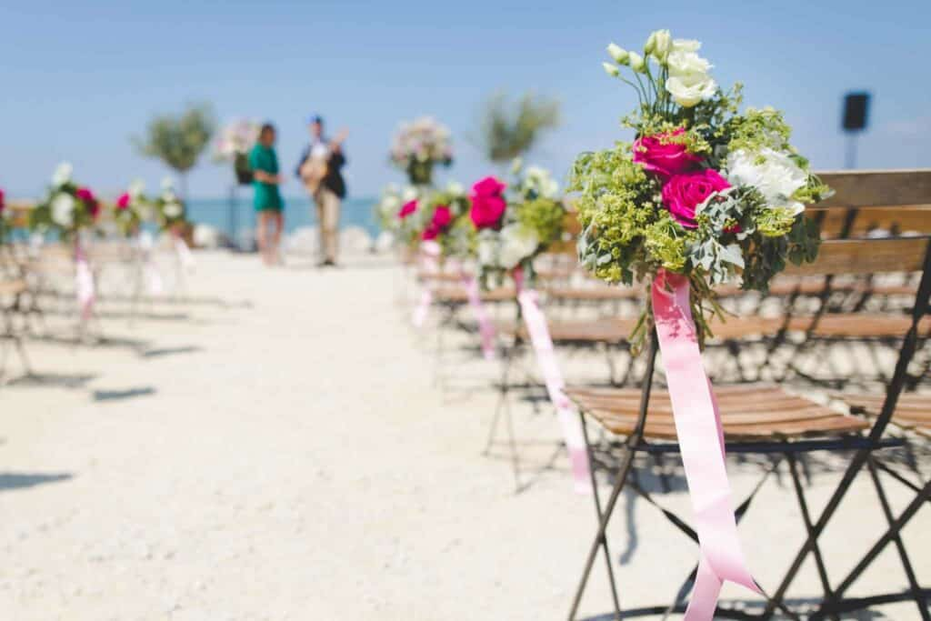 Kiawah Island weddings