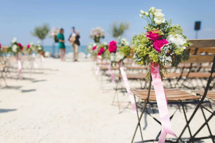 Kiawah Island weddings