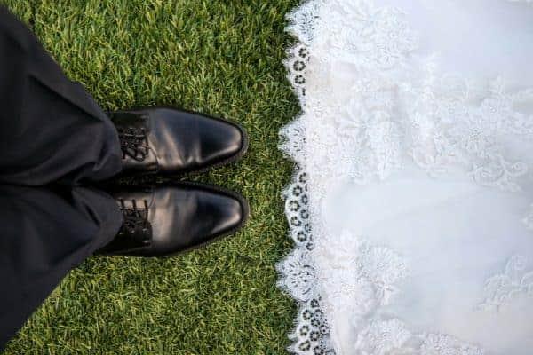 Kiawah Island lawn wedding