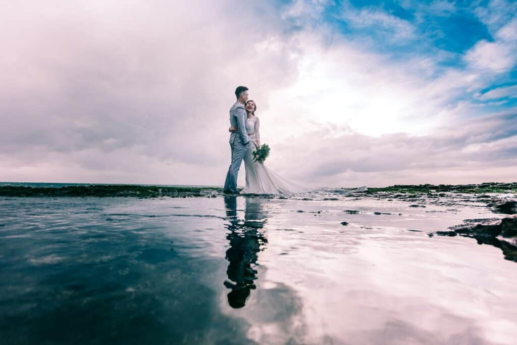 Kiawah Island beach wedding