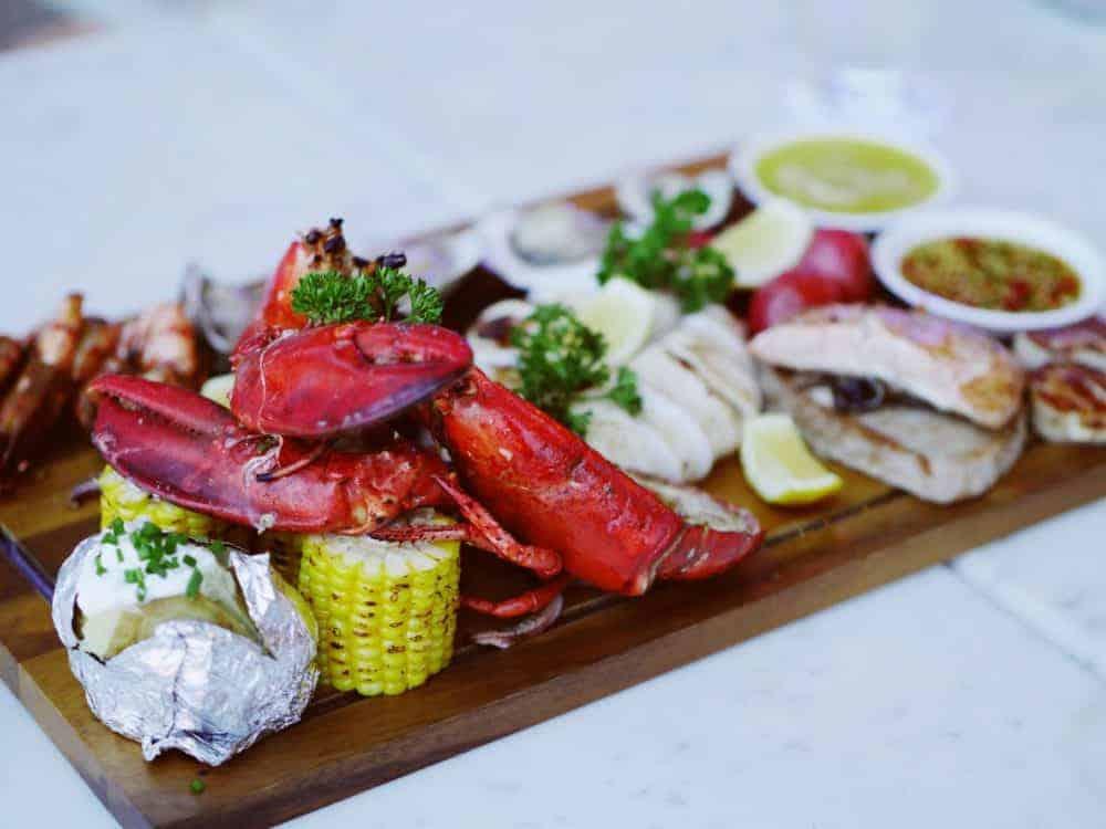 What to eat on Kiawah Island