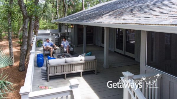 Kiawah Island rental for fall