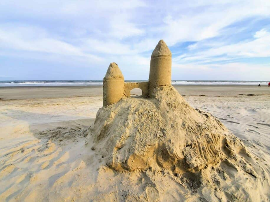 Kiawah Island Sandcastle