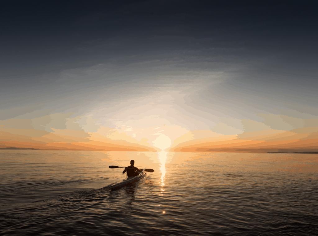 Kayaking at Kiawah Island Getaways