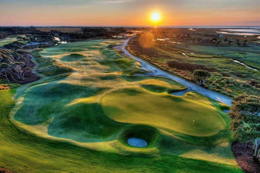 Kiawah island golf course