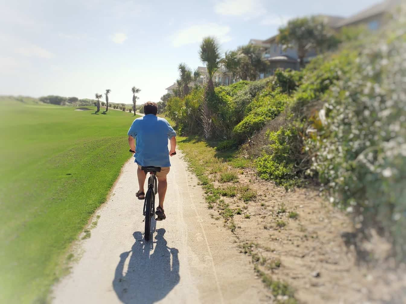bike ride kiawah