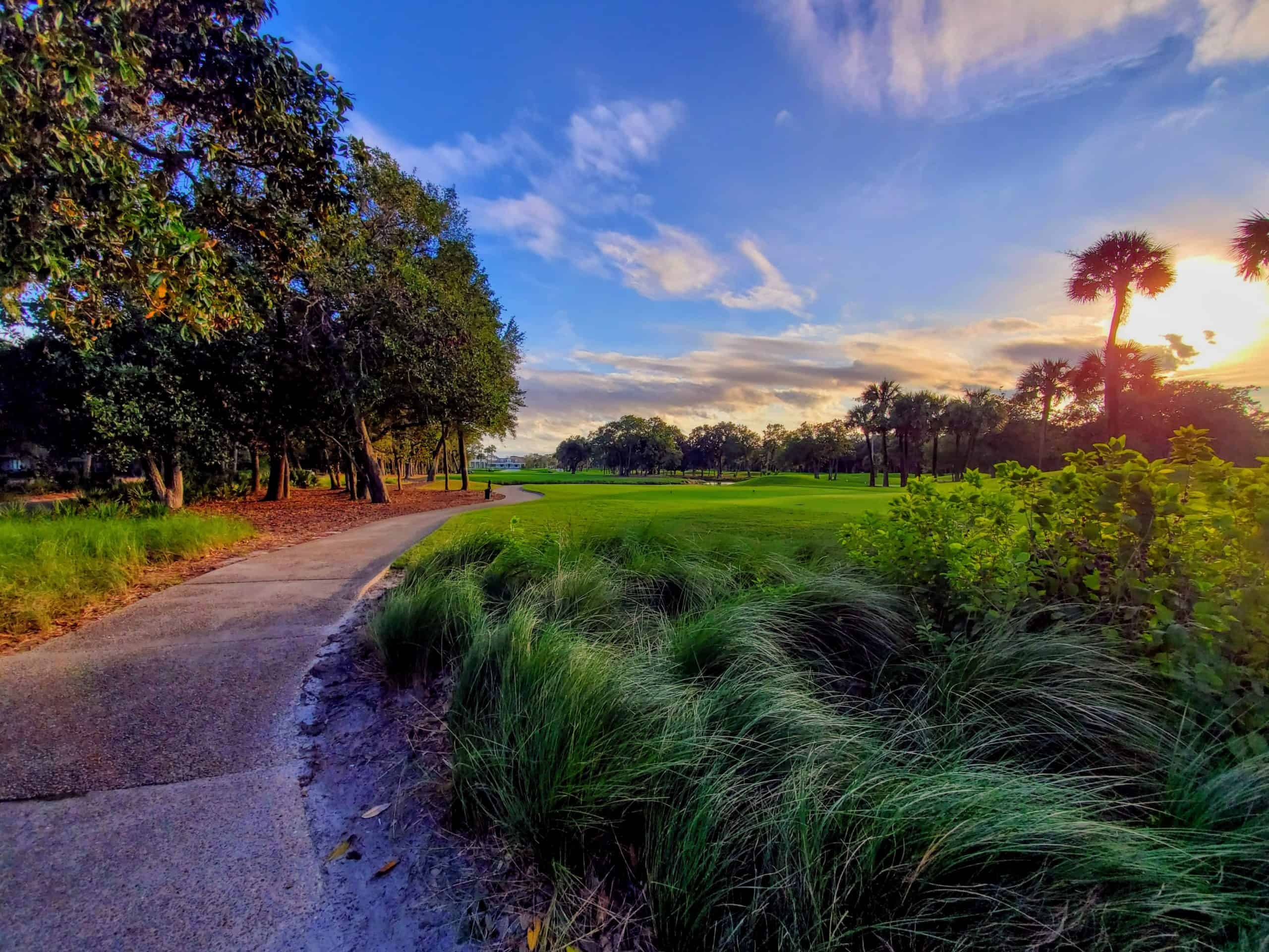 hit the green kiawah
