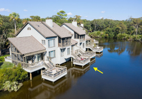 4586 Park Lake Drive, Kiawah Island, SC 29455, 3 Bedrooms Bedrooms, ,3 BathroomsBathrooms,Villa,For Sale,Park Lake,21000011