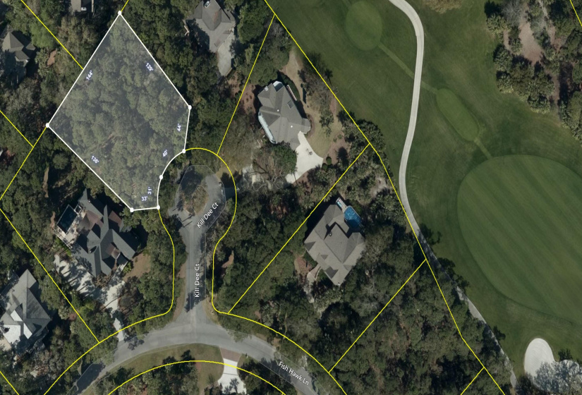 226 Kill Dee Court, Kiawah Island, SC 29455, ,Homesites,For Sale,Kill Dee,21002763