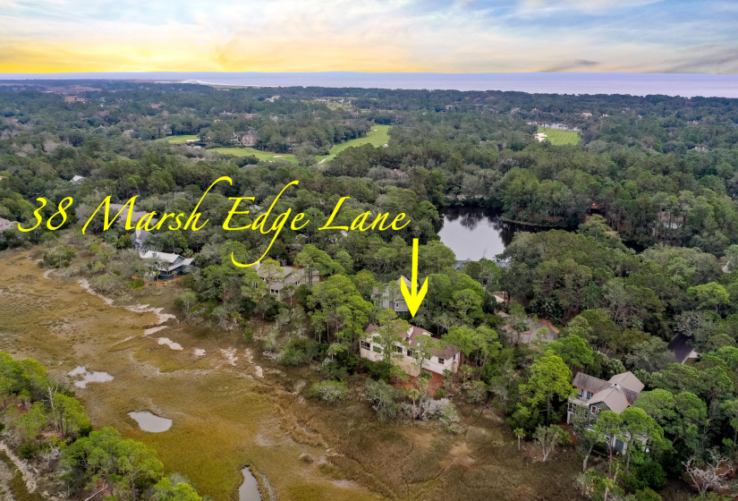 38 Marsh Edge Lane, Kiawah Island, SC 29455, 3 Bedrooms Bedrooms, ,3 BathroomsBathrooms,Home,For Sale,Marsh Edge,20001275